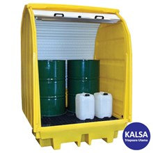 Solent SOL-741-0074C All Weather Spill Pallet IBC Spill Containment