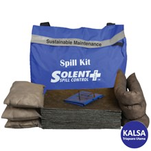 Solent SOL-742-2600A Kit Hoaldall 50 Lt Sustainable Spill Kit