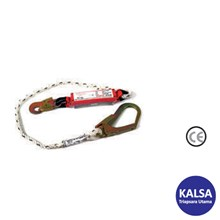 CIG CIGKM309 Energy Absorbing Twisted Rope Lanyard