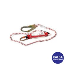 CIG CIGKM388 Energy Absorbing Braided Rope Lanyard