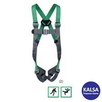 MSA V-Form 10180188 Size XL Full Body Harness