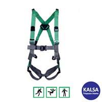 MSA V-Form 10180197 Size XL Full Body Harness