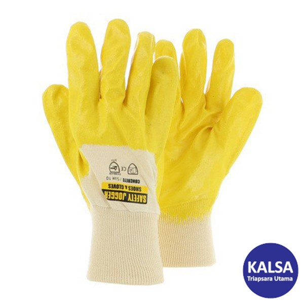 Safety Jogger Concrete 3111 Glove Hand Protection