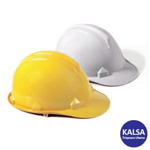 Dari CIG 10CIGHC32Y Helmet 6 Point Yellow Victor Head Protection 0