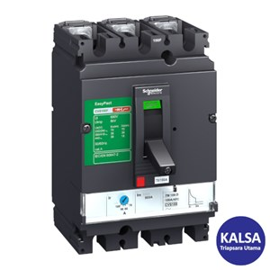 Dari Schneider LV510306 EasyPact CVS B 3P TMD MCCB Moulded Case Circuit Breaker 0