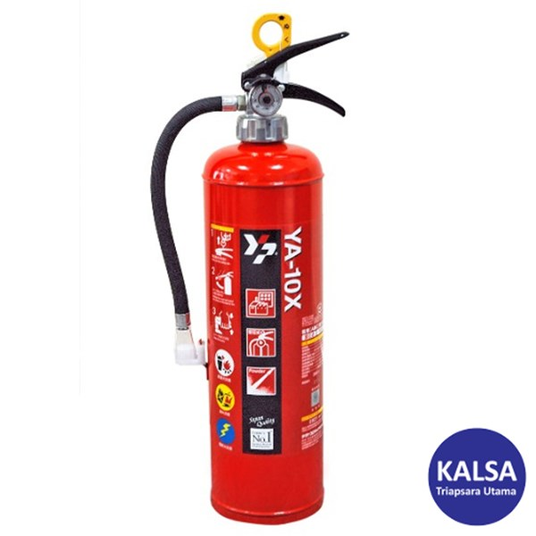 Yamato Protec YA-10X ABC Multipurpose Dry Chemical Fire Extinguisher