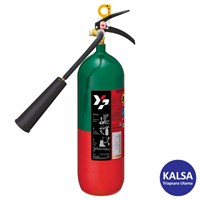 Yamato Protec YC-7XII Carbon Dioxide Fire Extinguisher
