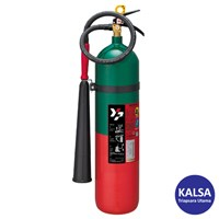 Yamato Protec YC-10XII Carbon Dioxide Fire Extinguisher