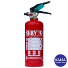 Servvo P100 ABC90 ABC Dry Chemical Powder Fire Extinguisher 1