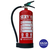 Servvo P600 ABC90 ABC Dry Chemical Powder Fire Extinguisher