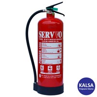 Servvo P1200 ABC90 ABC Dry Chemical Powder Fire Extinguisher