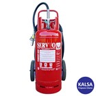 Servvo P 6800 ABC 90 Trolley ABC Dry Chemical Powder Fire Extinguisher 1