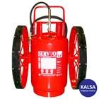 Servvo P 16000 ABC 90 Big Wheeled ABC Dry Chemical Powder Fire Extinguisher 1