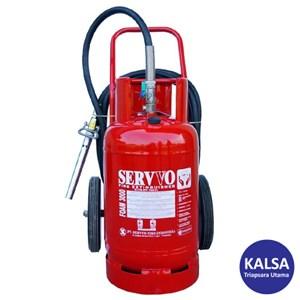 Dari Servvo F 3000 AF3 AB Trolley Foam AFFF 6% Fire Extinguisher 0