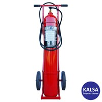 Servvo C 2300 CO2 BC Trolley Carbon Dioxide O2 Fire Extinguisher