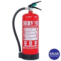 Servvo D 1430 FE-36 Portable Clean Agent FE-36 Fire Extinguisher