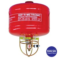 Servvo SMT 1100 FE-36 Metronic Clean Agent FE-36 Fire Extinguisher