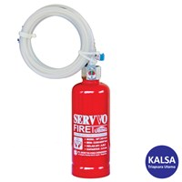 Servvo SFT 240 FE-36 Fire Tubing Clean Agent FE-36 Fire Extinguisher
