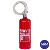 Servvo SFT 840 FE-36 Fire Tubing Clean Agent FE-36 Fire Extinguisher