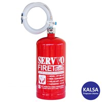 Servvo SFT 990 FE-36 Fire Tubing Clean Agent FE-36 Fire Extinguisher