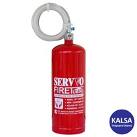 Servvo SFT 1430 FE-36 Fire Tubing Clean Agent FE-36 Fire Extinguisher