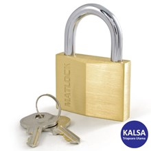 Matlock MTL-950-6764K Solid Brass Security Padlock