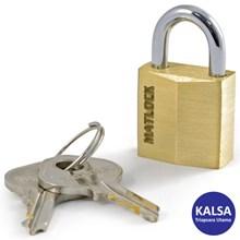 Matlock MTL-950-7022K Solid Brass Security Padlock