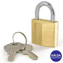 Matlock MTL-950-7033K Solid Brass Security Padlock