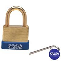 Matlock MTL-950-6203K Laminated Brass Combination Security Padlock