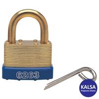 Matlock MTL-950-6263K Laminated Brass Combination Security Padlock