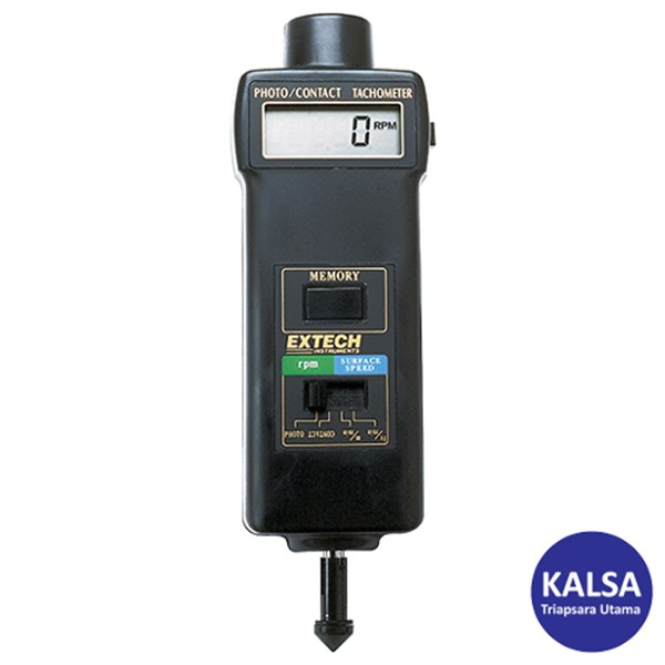 Extech 461895 Combination Contact and Photo Tachometer
