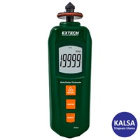 Extech RPM40 Mini Combination Contact and Laser Photo Tachometer