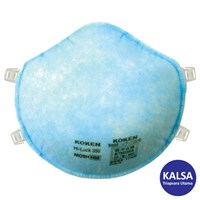 Koken Hi-Luck 350 Disposable Particulate Respiratory Protection