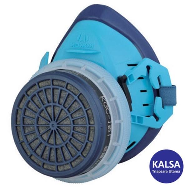 Koken R-5 Chemical Cartridge Respiratory Protection