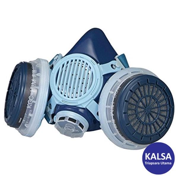 Koken DD-3 Chemical Cartridge Respiratory Protection
