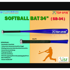 Softball Bat 34""