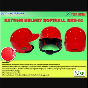 Batting Helmet Softball BHS-01