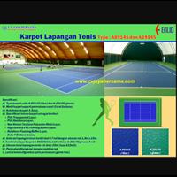 Jual Karpet Lapangan Tennis