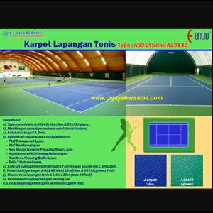 Karpet Lapangan Tennis