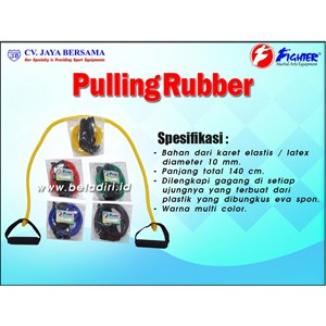 Puling Rubber Fighter