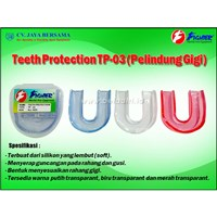 Jual Gum Shield Transparan Box TP-03