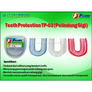 Gum Shield Transparan Box TP-03