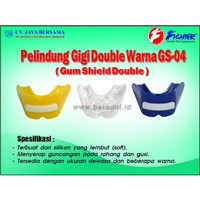 Jual Gum Shield Double Warna GS-04