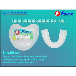 Gum Shield Single GS-08