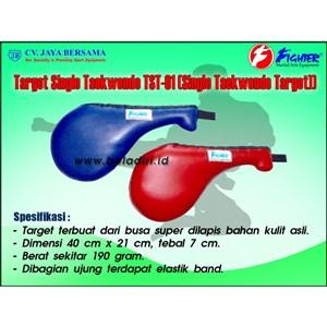 Target Single Kulit TST-01
