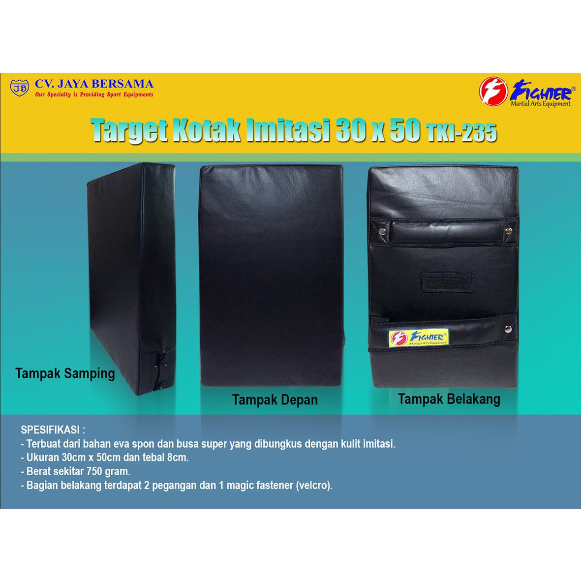 Sell Target Imitation Box 30x50 From Indonesia By Cv Jaya Bersama Busa Eva 50cm Bersamacheap Price
