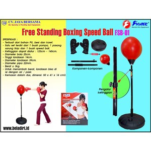 Free Standing Boxing FSB-01