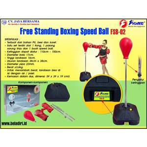 Free Standing Boxing FSB-02