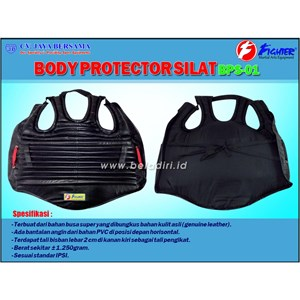 Body Protector Silat Kulit BPS-01
