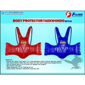 Body Protector Taekwondo Kulit BPT-01